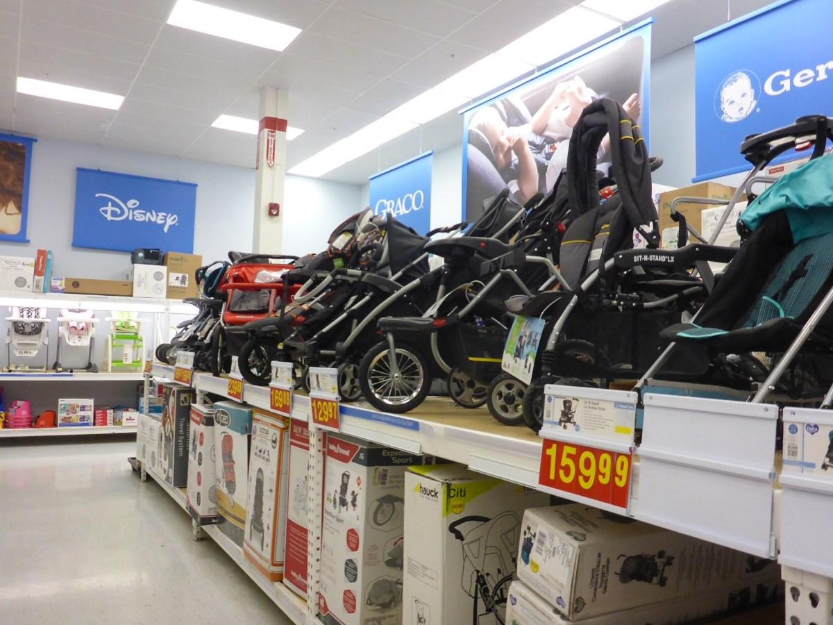 Guia de Compras: enxoval e produtos para crianças em Toronto