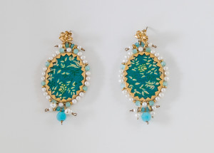 Nounzein Earrings