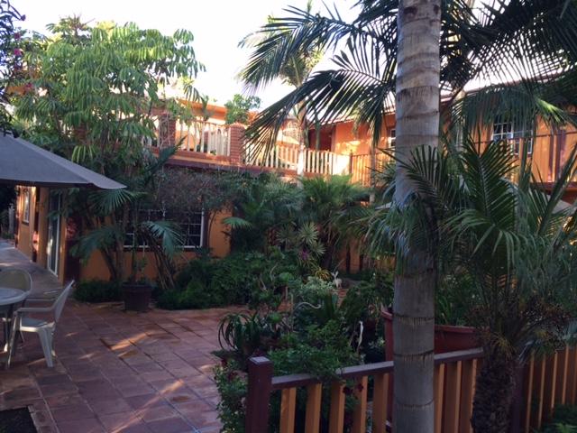 Hotel Jardines in San Quintin