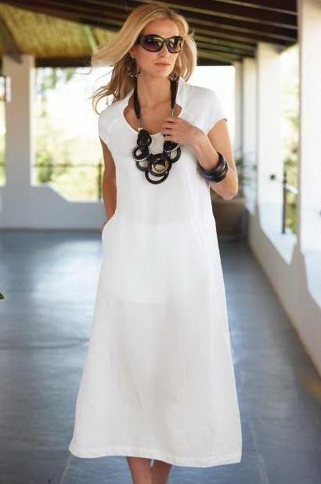 0039 Italy linen summer dress