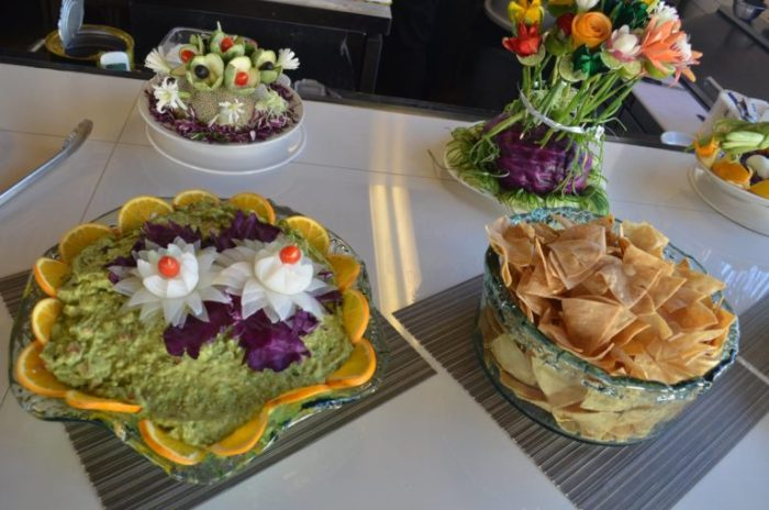 Chef Hugo's Whimsical and Delicious Appetizers