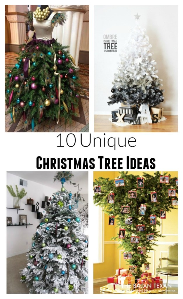 28 Best Creative Ways To Make A Christmas Tree 15