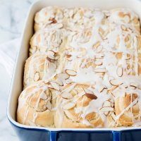 Almond Breakfast Rolls