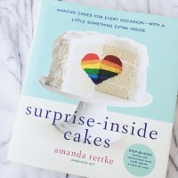 Surprise Inside Cakes Cookbook Giveaway