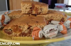 Lancaster Caramel Soft Cremes Caramel Blondie Bars_featured