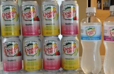 Canada Dry Sparkling Seltzer - featured