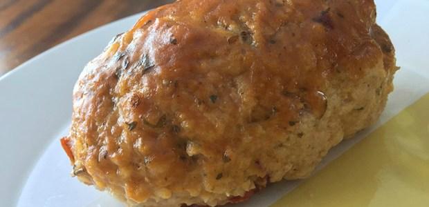 Mushroom Mini Turkey Meat Loaves Shaped Like Footballs?