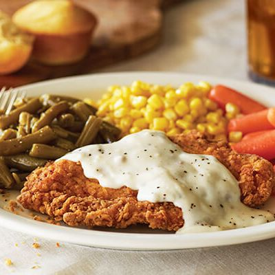 Paula Deen Chicken Fried Steak