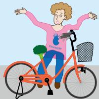 Lesson1 自転車のトラブルで使える英会話