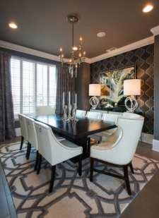 Dallas Design Winner - Dining Space