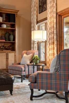 interior design dallas modern rustic