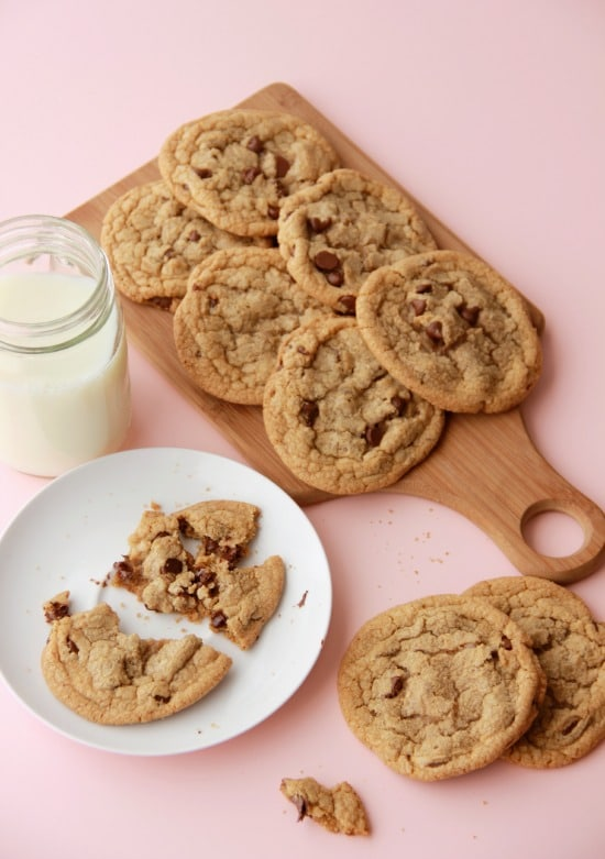 Chocolate Chip Cookie Science- Baker Bettie