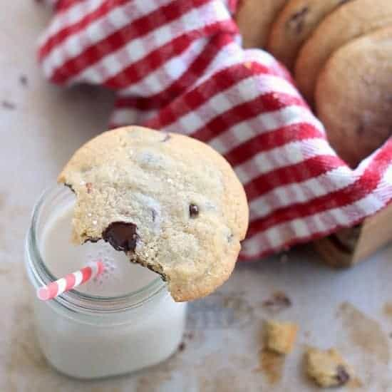 how to make sugar cookies without butter or baking powder