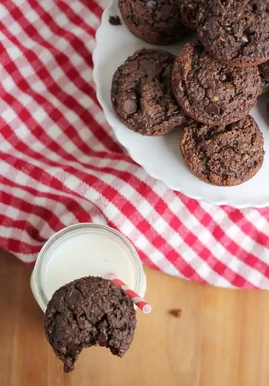 Wheat Free Vegan Brownies- Baker Bettie
