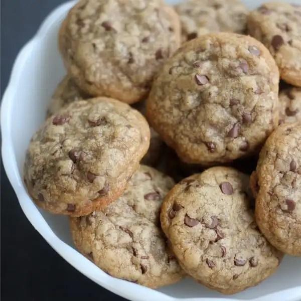 Easy Chocolate Chip Cookies | Baker Bettie