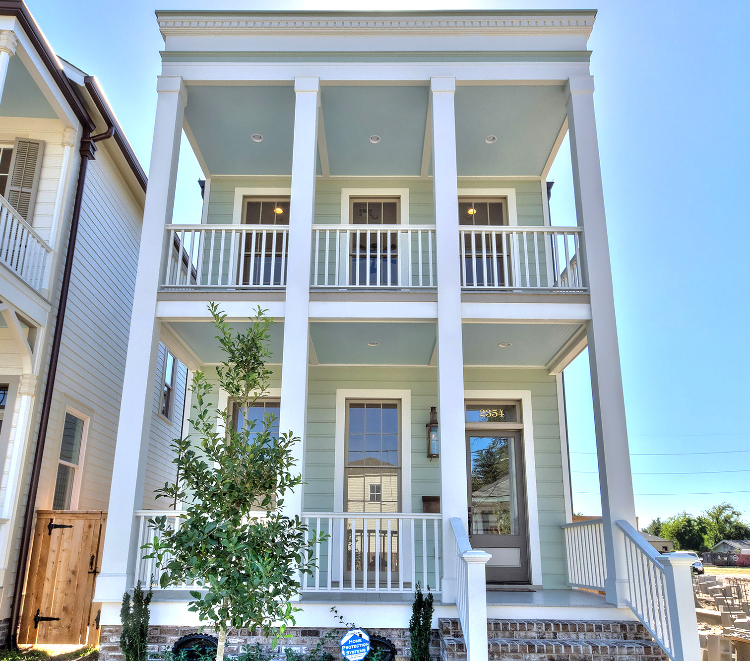 Fullsize Of Greek Revival House