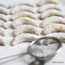 Vanillekipferl | Bake to the roots