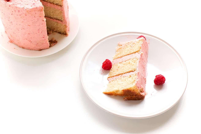 how to make easy vanilla cake