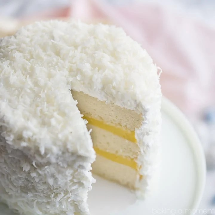 Best coconut cake ever! So much coconut flavor in every component, and ...