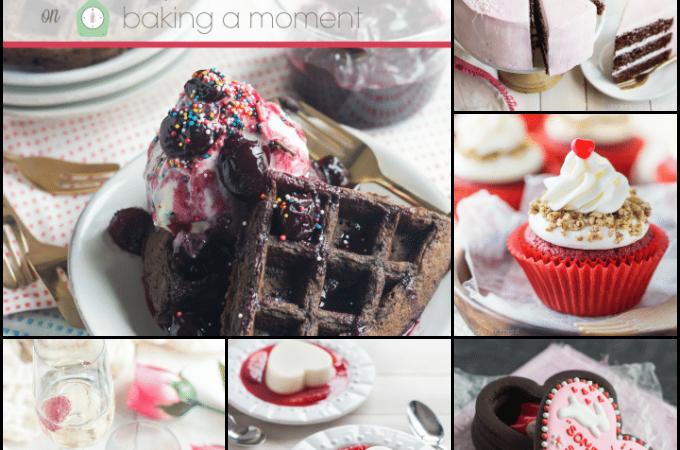 Valentine's Day Recipe Ideas | Baking a Moment