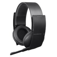 Sony Wireless Stereo Headset  7.1 Surround Virtual