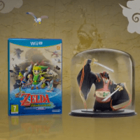 The Legent Of Zelda: The Wind Waker HD - Edición Limitada