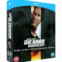 Die Hard Quadrilogy [Blu-ray] TODAS EN CASTELLANO
