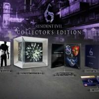 Resident Evil 6 Collector's Edition casi CIEN euros menos!!