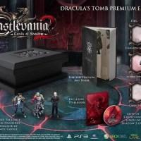 Castlevania: Lords Of Shadow 2 Edición Coleccionista Dracula's Tomb Premium Edition