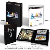 Final Fantasy X/X-2 HD Remaster Special Edition