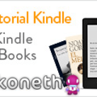 e-reader Kindle y 15€ en eBooks por tiempo limitado