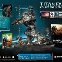 Titanfall Edición Coleccionista AL MEJOR PRECIO!!