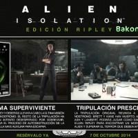 Alien Isolation - Edición Ripley al mejor precio del espacio exterior