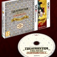 Theatrhythm: Final Fantasy. Curtain Call - Limited Edition