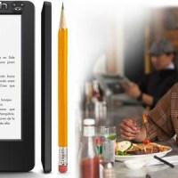 Nuevo Kindle Táctil al mejor precio y LISTA CON CÓDIGO KINDLE DESCUENTO!!