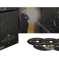 Marvel's Agents of SHIELD - Temporada 1 Blu-ray DVD