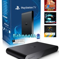 PlayStation TV + código de descarga digital