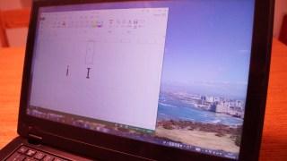 ExcelやWord、PowerPointで「i」と入力しても「I」と変換されてしまう。これはオートコレクト機能の仕業です。