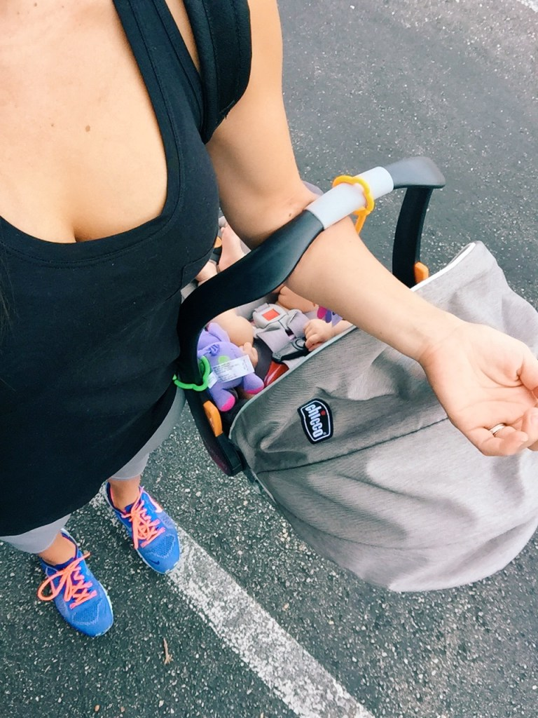 A Day in the Life: Maternity Leave