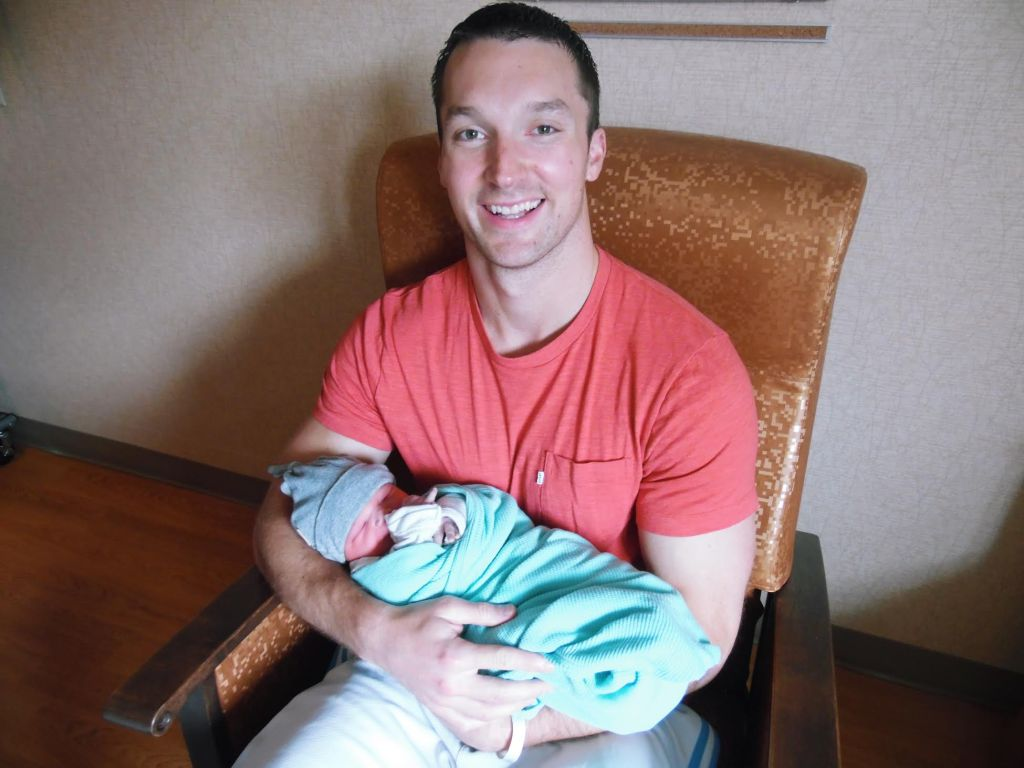 Labor and Delivery Experience: From A Dad's Perspective