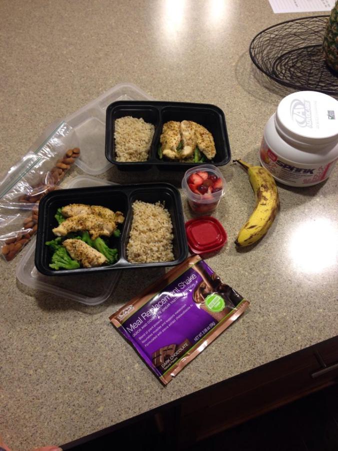 cate's food prep