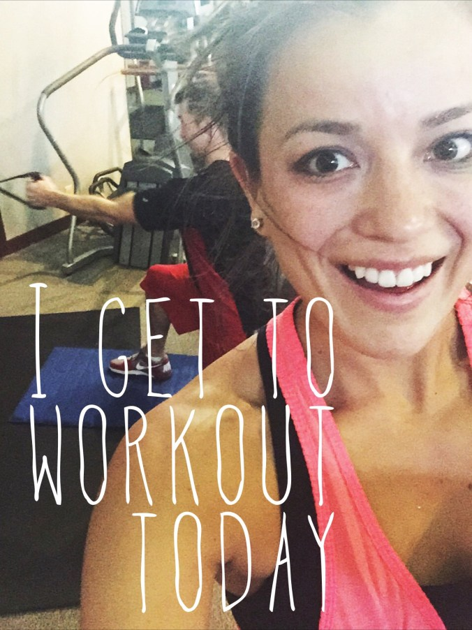get to workout