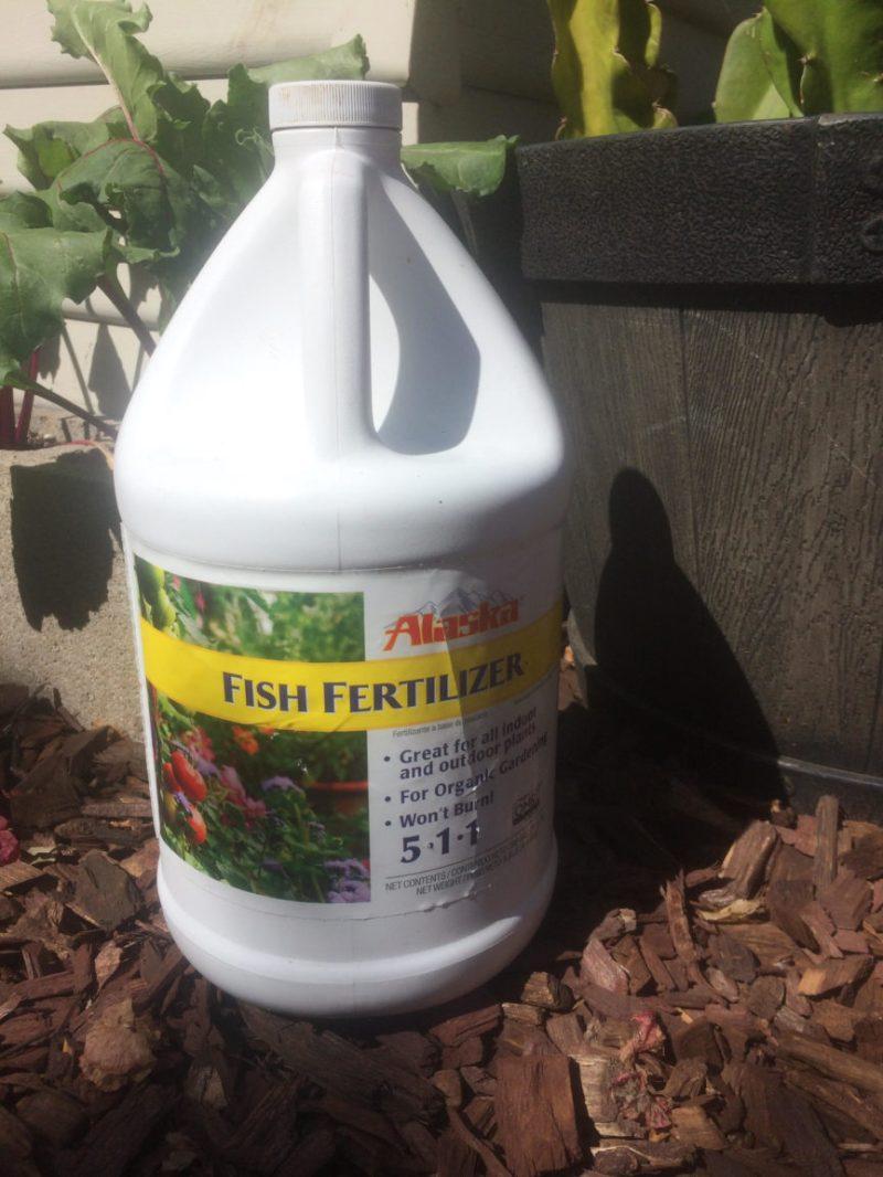 Large Of Alaska Fish Fertilizer