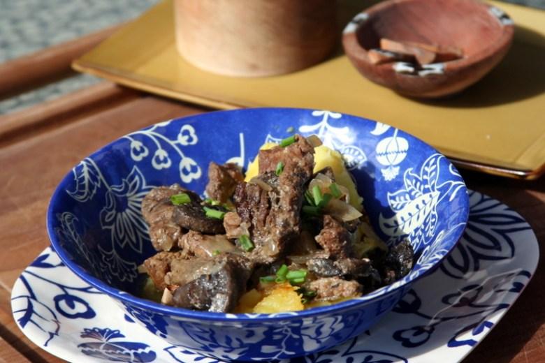 Paleo Slow Cooker Beef Stroganoff II