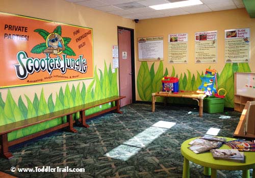 Birthday Parties at Scooter's Jungle, Placentia | @scootersjungle