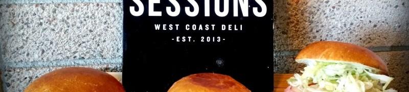 Sessions West Coast Deli Grom's Menu