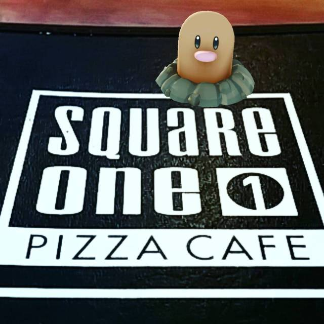 Special alert! Tonight we had dinner at sq1pizza in Irvinehellip