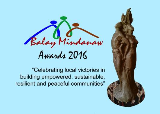 Balay Mindanaw Awards