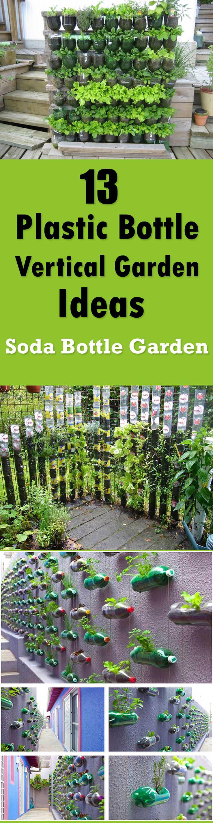 Excellent Plastic Bottle Verticle Garden Ideas Plastic Bottle Vertical Garden Ideas Soda Bottle Garden Vegetable Container Gardening Ideas S Vegetable Garden Planter Box Ideas