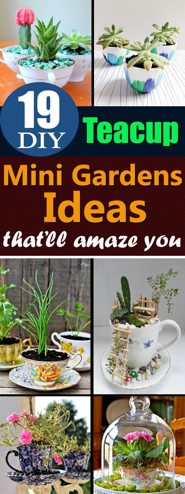 Fullsize Of Diy Mini Garden Ideas